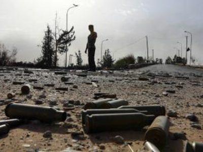 """Chiến tranh, bất ổn tiếp tục tàn phá Libya sau """"Mùa xuân Arab"""" theo cách nhìn của phương Tây"""