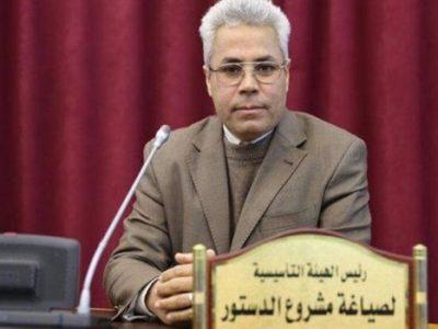 Chủ tịch Hội đồng lập hiến soạn thảo hiến pháp mới cho Libya, ông Nouh Abdassayed. (Nguồn: libyaobserver.ly)