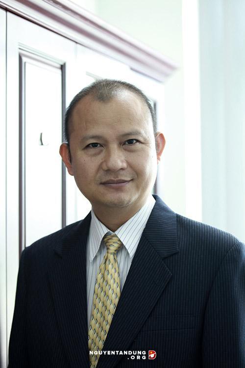 TS. Dương Như Hùng, hiện đang là chủ tịch EBI Việt Nam