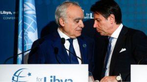 hòa bình của Libya