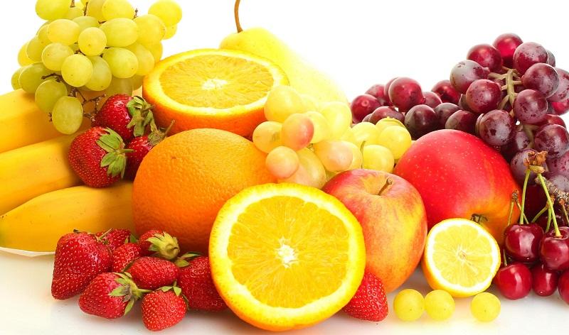 giải rượu bằng trái cây có vị chua