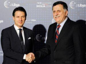 Hình ảnh tại hội nghị quốc tế cho Libya