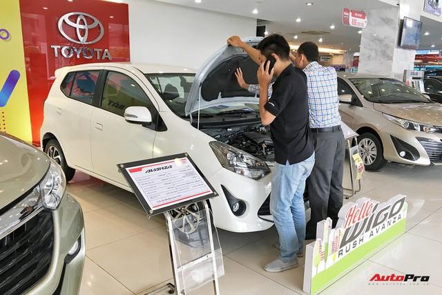 thị trường ô tô cuối năm