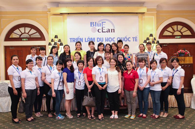 Tư vấn du học Blue Ocean Education Group