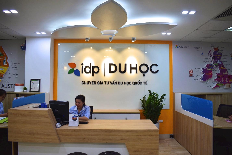 Tư vấn du học IDP Education Việt Nam.