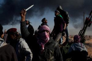Libya chìm trong bạo loạn