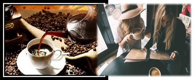 Thưởng thức cà phê thơm ngon một cách lành mạnh