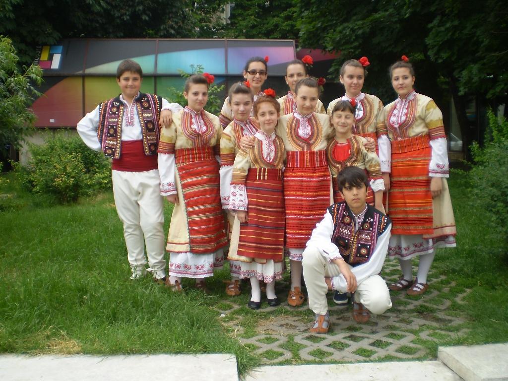 Con người đất nước Bulgaria
