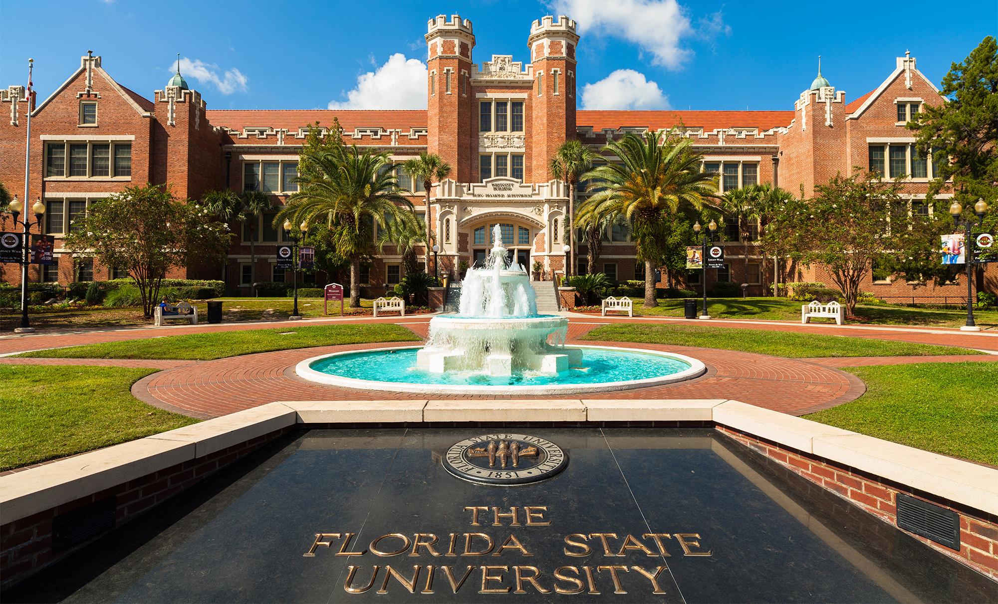Khuôn viên trường đại học Florida