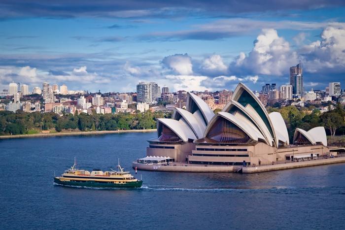 Úc là quốc gia được rất nhiều người lựa chọn đến