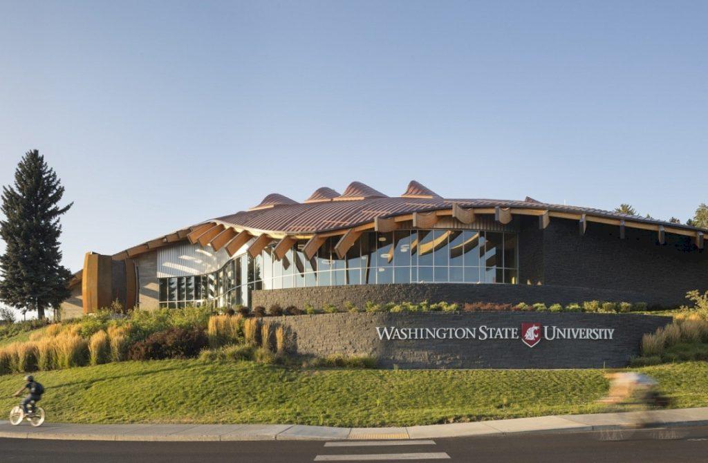 Khuôn viên Washington State University