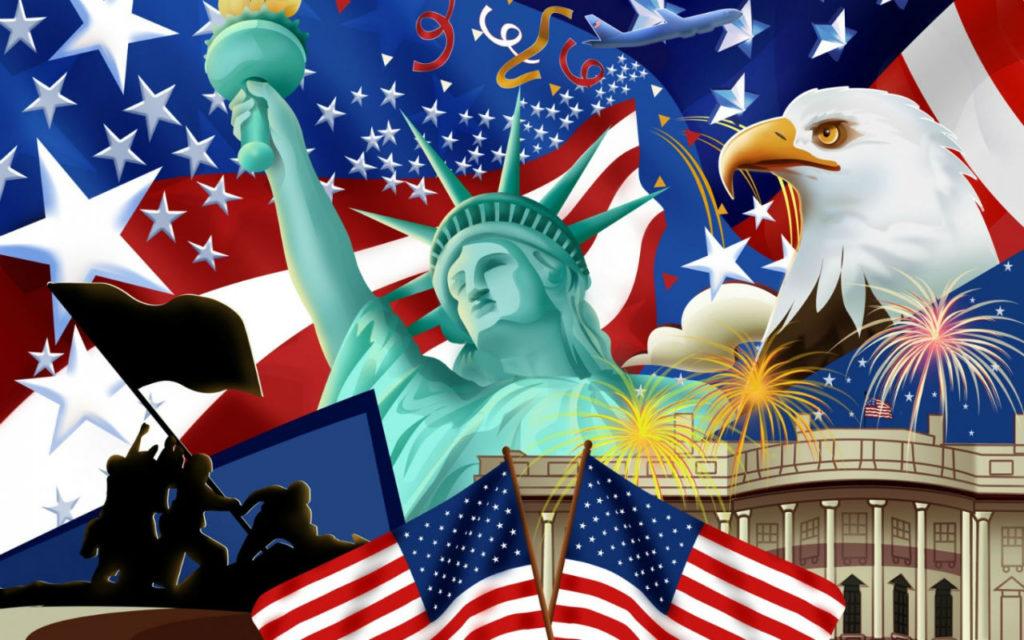 Văn hóa nước Mỹ nhiều màu sắc