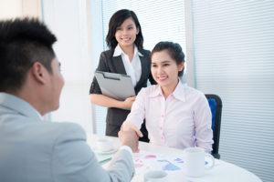Một buổi phỏng vấn xin visa du học Mỹ