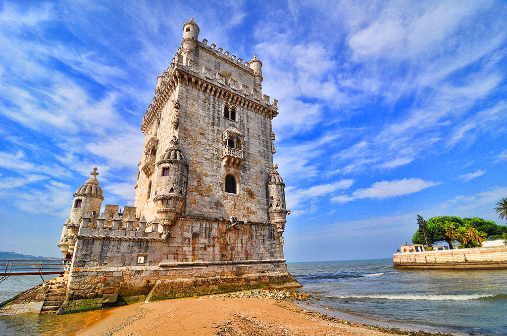 Cảnh quan tuyệt đẹp tại Bồ Đào Nha