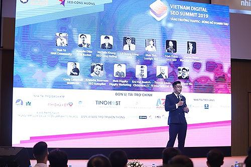Diễn giả Diệp Nguyễn