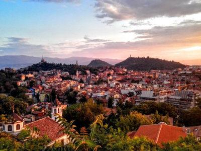 Thành phố Plovdiv của Bulgaria