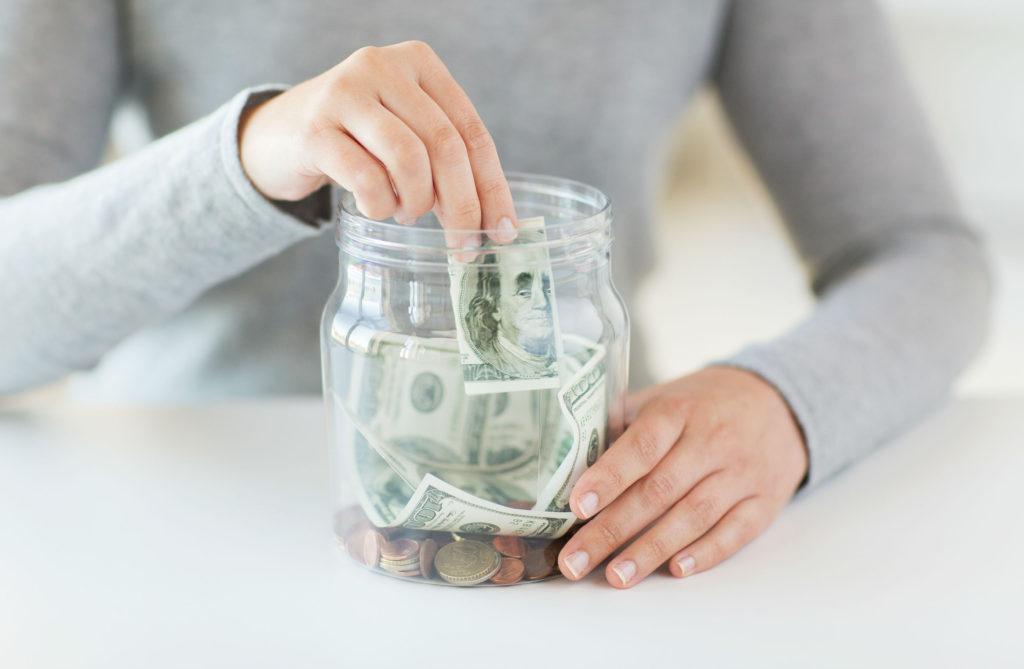 Tiết kiệm tiền tiêu vặt
