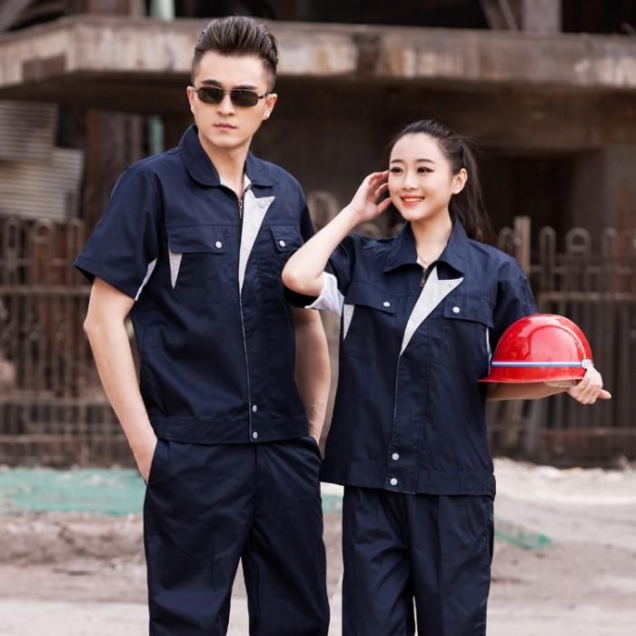 Form dáng đồng phục bảo hộ lao động