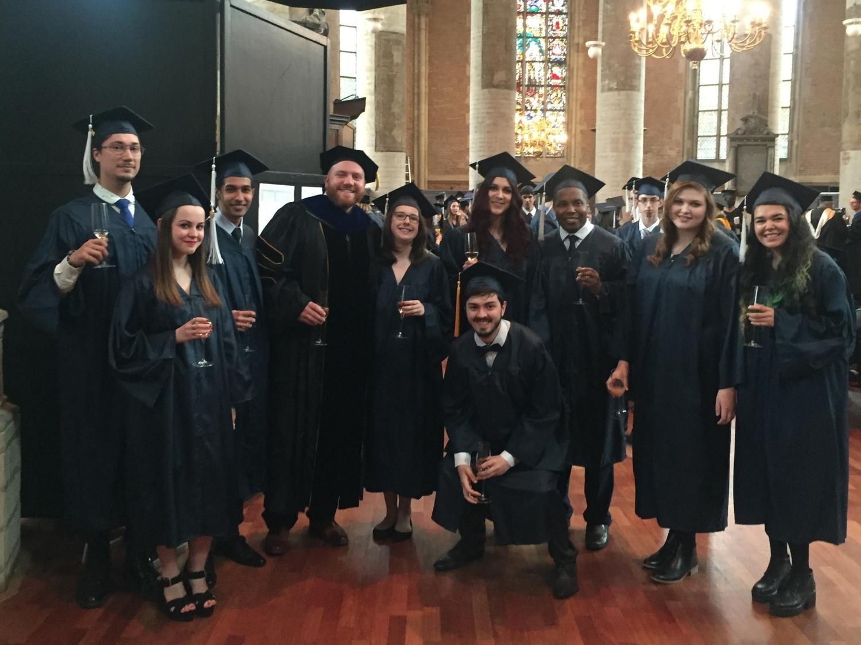 sinh viên Đại học Webster đến từ khắp nơi trên thế giới