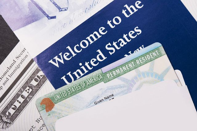 Passport Mỹ