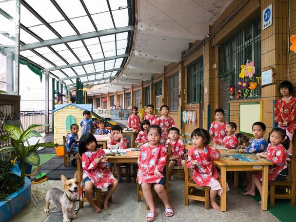 Học sinh Đài Loan