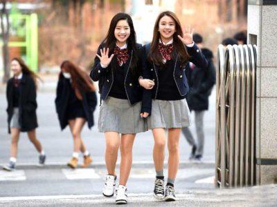 Đồng phục học sinh Hàn