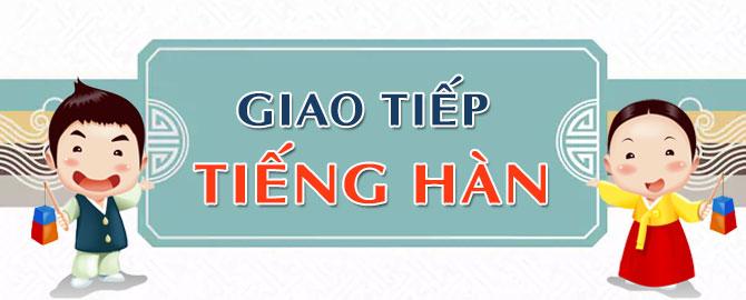 Tiếng Hàn giao tiếp Đà Nẵng