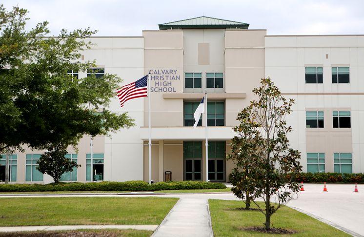 Học viện Calvary Christian