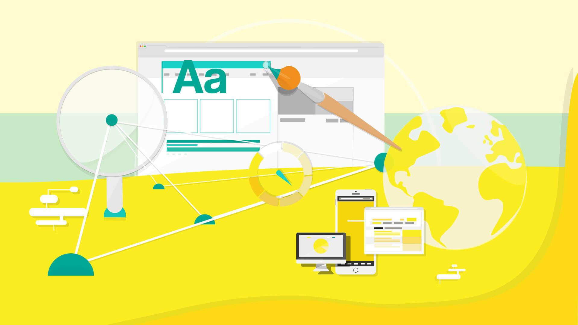 Thiết kế nội dung web chuẩn SEO