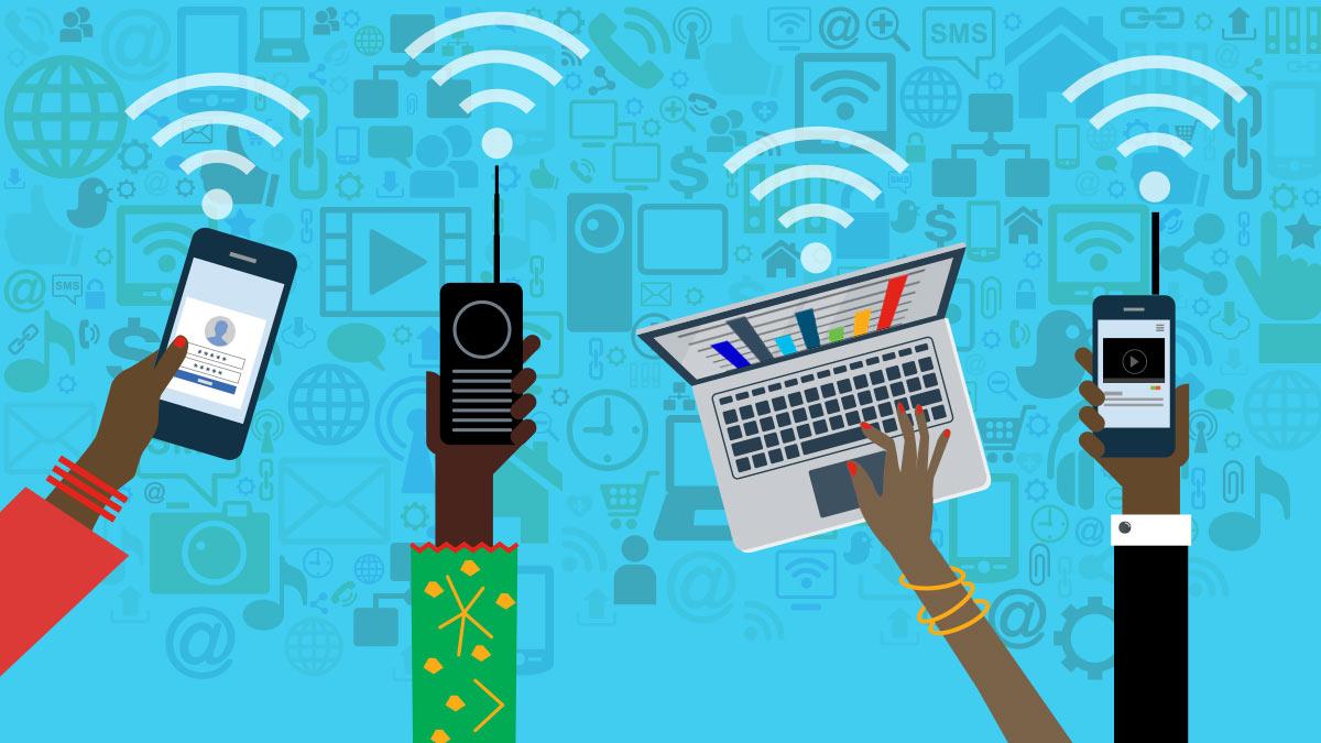 Sử hữu dụng của internet đối với việc du học trung học Mỹ