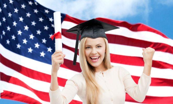 Săn học bổng du học Mỹ.