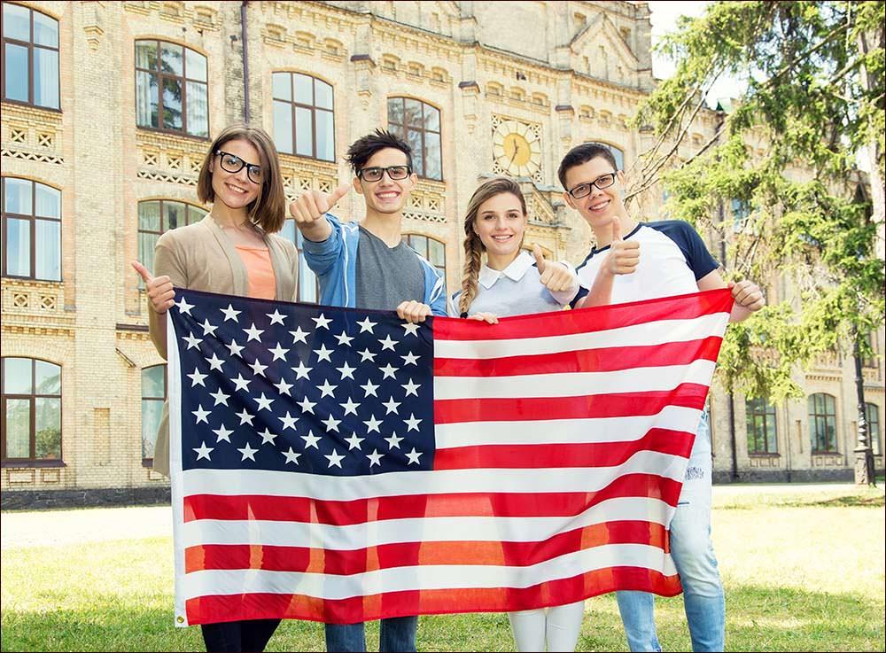 Học bổng toàn phần du học ở Mỹ.