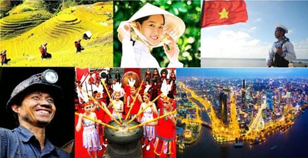Hình ảnh con người Việt Nam