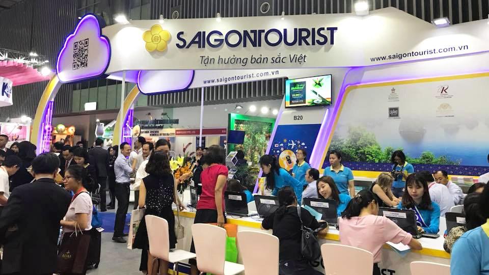 Trung tâm Hội chợ & Triển lãm Sài Gòn – SECC, đơn vị thuộc Tổng Công ty Du lịch Sài Gòn (Saigontourist).