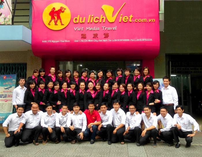 Nhân viên Du Lịch Việt