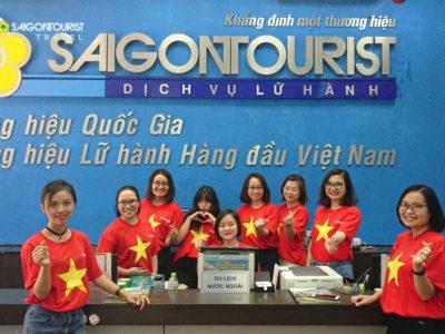 Công ty Dịch vụ lữ hành Saigontourist được thành lập từ năm 1975, hiện đang là thành viên của tổng công Ty Du Lịch Sài Gòn