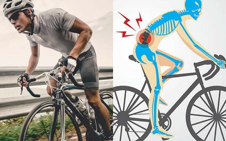 thoát vị đĩa đệm đạp xe được không