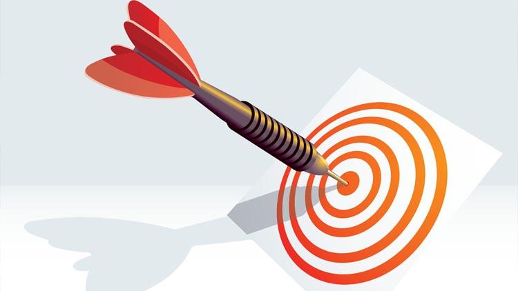 Chọn mục tiêu mà doanh nghiệp hướng tới