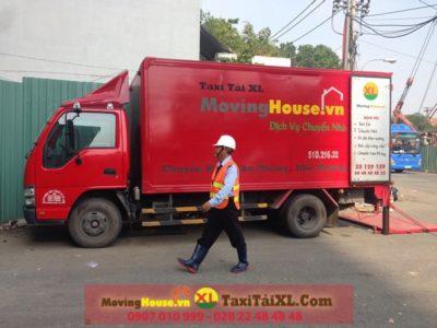 Dịch vụ xe tải chuyển nhà trọn gói giá rẻ quận 10 Sài Gòn