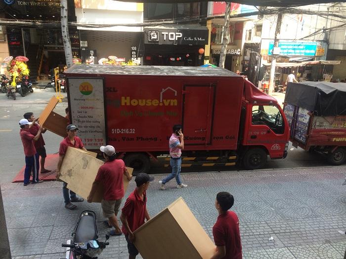 kinh nghiệm thuê xe tải 1,25 tấn chuyển nhà