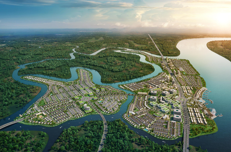 sơ đồ khu đô thị