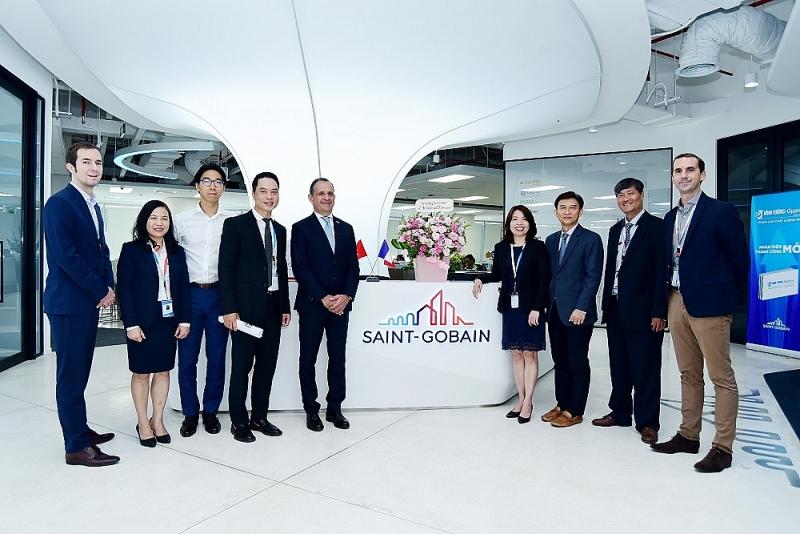 Những thành viên thuộc Tập đoàn Saint-Gobain Việt Nam