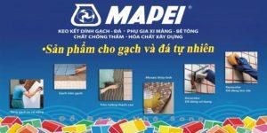 keo dán gạch Mapei
