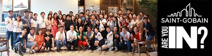 Môi trường làm việc tại Saint – Gobain Việt Nam