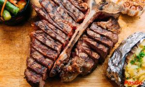 Steak ngon hơn khi dùng với một loại đồ uống đặc biệt như rượu