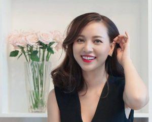 Hannah Olala được biết đến như một người truyền cảm hứng làm đẹp cho phụ nữ Việt