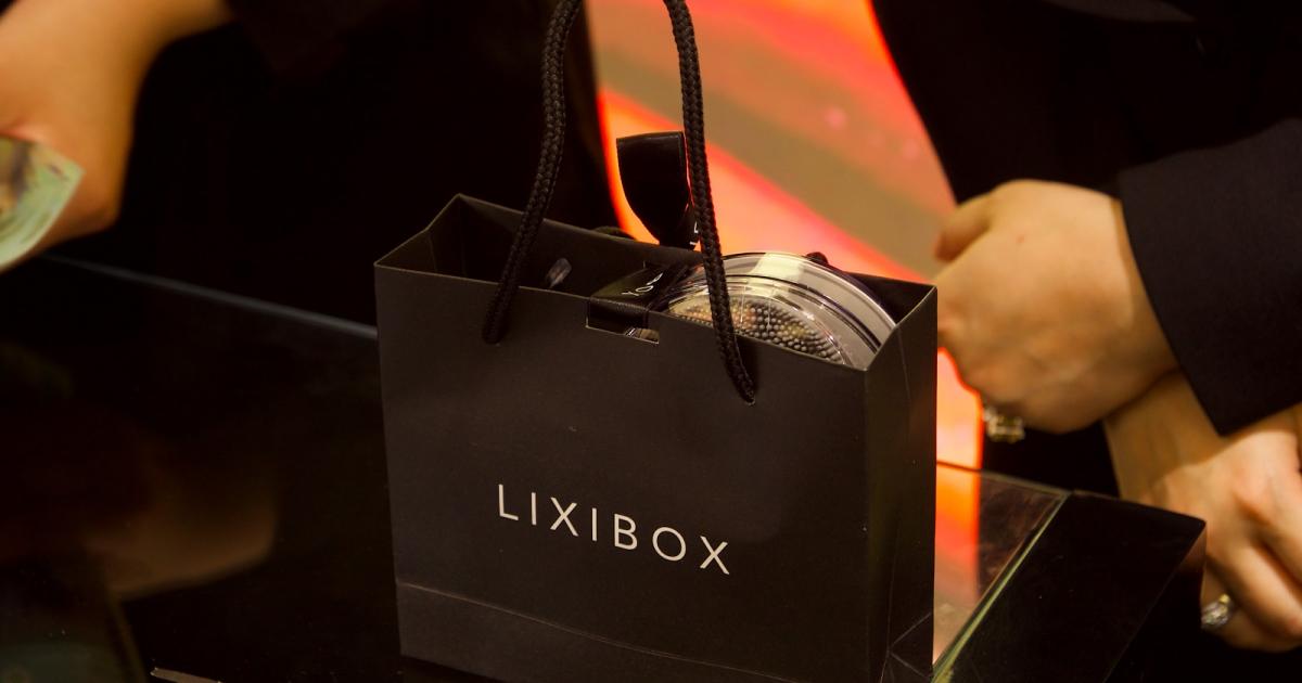 Thương hiệu mỹ phẩm Lixibox